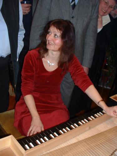 Räume um Mozart nach dem Konzert