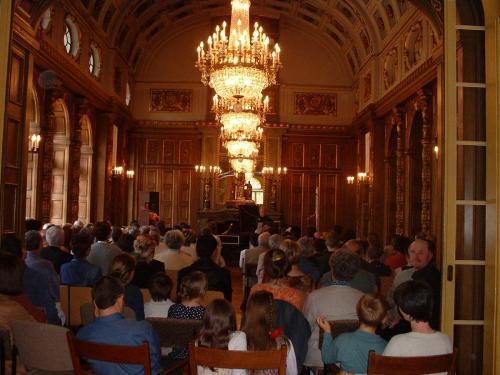 Mozartfest Schloss Waldenburg 2003
